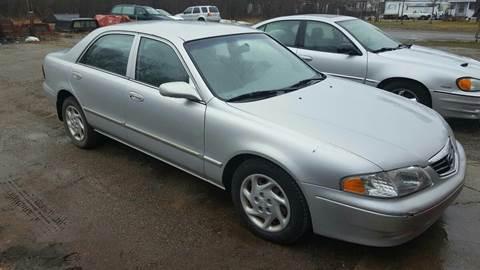 2003 Mazda 626 for sale in Jackson, MI