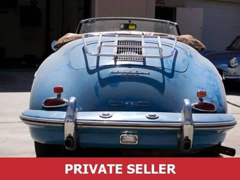 1961 Porsche 356 Speedster for sale in San Bernadino, CA