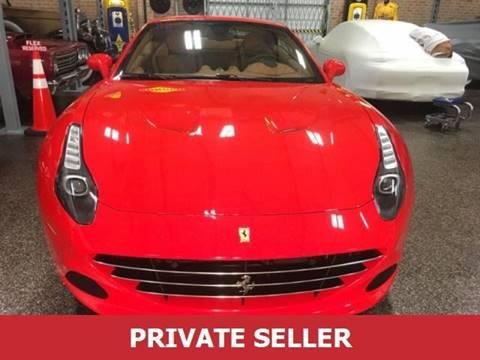 2016 Ferrari California for sale in San Bernadino, CA