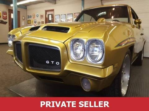 1971 Pontiac GTO for sale in San Bernadino, CA
