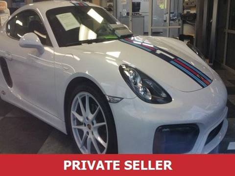 2015 Porsche Cayman for sale in San Bernadino, CA