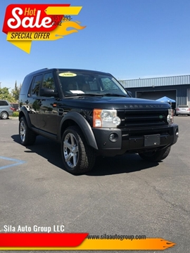 2006 Land Rover LR3 for sale in San Bernadino, CA