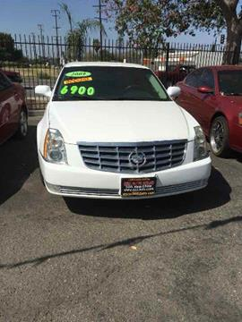 2009 Cadillac DTS for sale in San Bernardino, CA