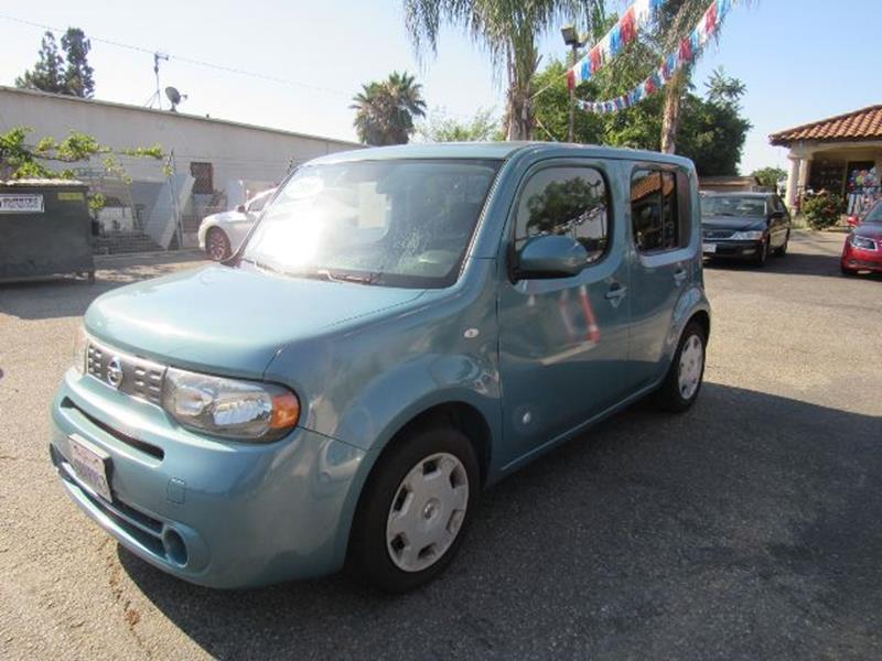 2010 Nissan Cube SL Wagon 4D   San Bernardino CA