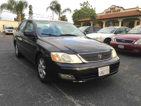 2000 Toyota Avalon for sale in San Bernardino, CA