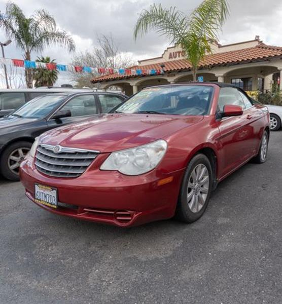 2010 Chrysler Sebring Touring 2dr Convertible In San
