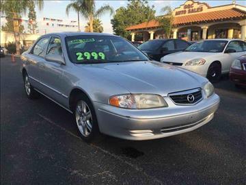 2000 Mazda 626 for sale in San Bernardino, CA
