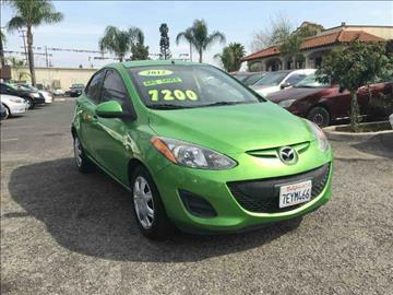 2012 Mazda MAZDA2 for sale in San Bernardino, CA