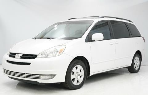2004 Toyota Sienna For Sale In Phoenix AZ
