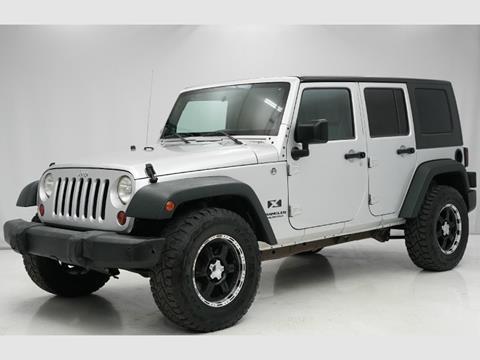 2008 Jeep Wrangler Unlimited for sale in Phoenix, AZ