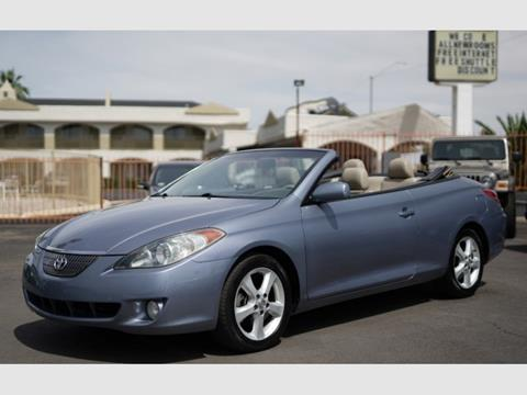 2006 Toyota Camry Solara for sale in Phoenix, AZ