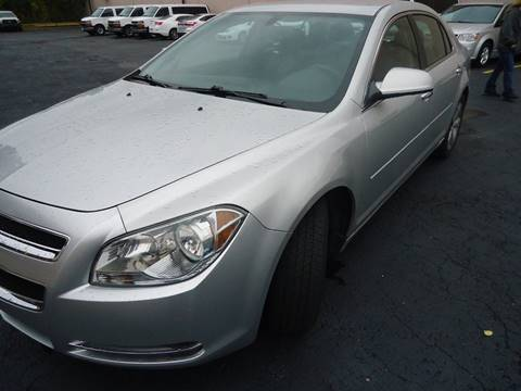 2011 Chevrolet Malibu for sale in Warren, MI
