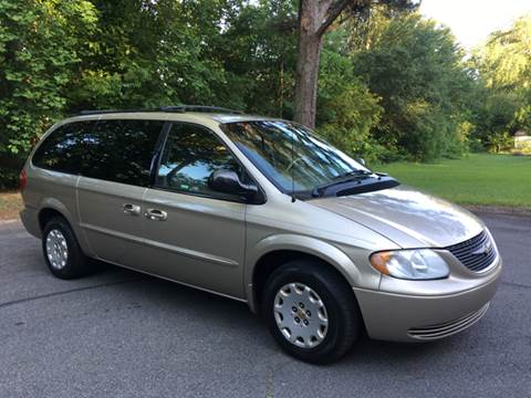 2002 Chrysler Town and Country for sale at Executive Auto Brokers of Atlanta Inc in Marietta GA