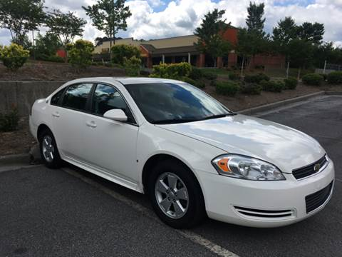 2009 Chevrolet Impala for sale at Executive Auto Brokers of Atlanta Inc in Marietta GA