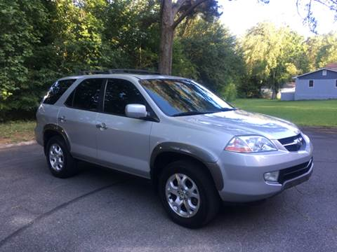 2002 Acura MDX for sale at Executive Auto Brokers of Atlanta Inc in Marietta GA
