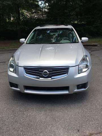 2007 Nissan Maxima for sale at Executive Auto Brokers of Atlanta Inc in Marietta GA