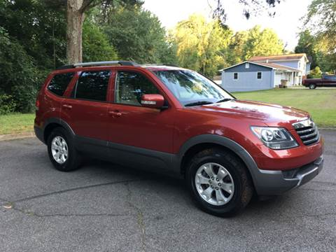 2009 Kia Borrego for sale at Executive Auto Brokers of Atlanta Inc in Marietta GA