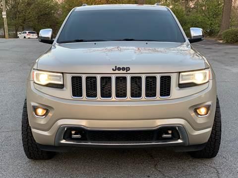 2014 Jeep Grand Cherokee for sale in Marietta, GA