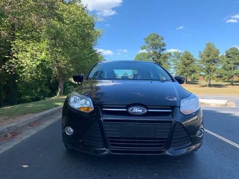 2012 Ford Focus for sale in Marietta, GA