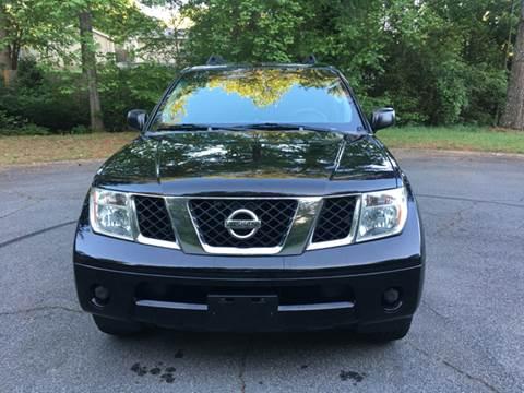 2006 Nissan Pathfinder for sale in Marietta, GA