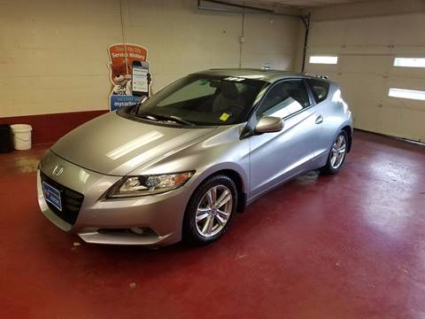 2011 Honda CR-Z for sale at Advance Auto Group, LLC in Manchester NH