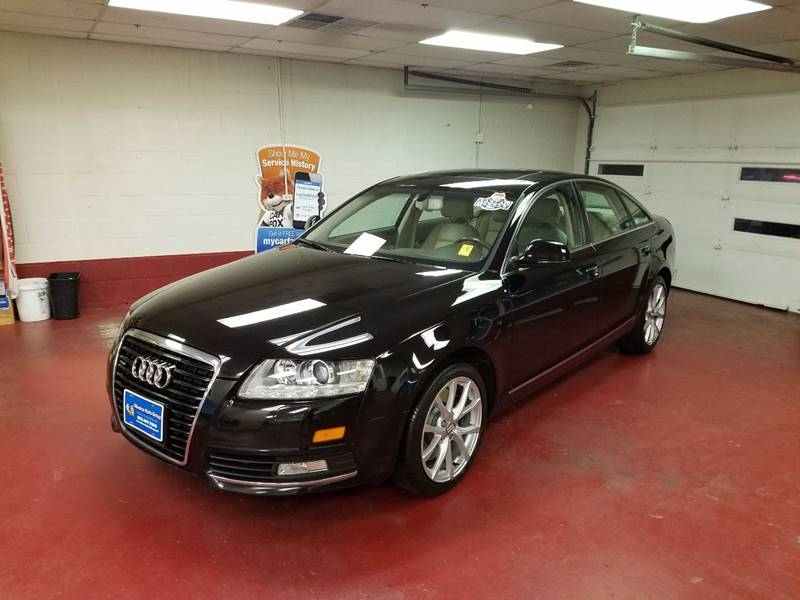 2009 Audi A6 for sale at Advance Auto Group, LLC in Manchester NH