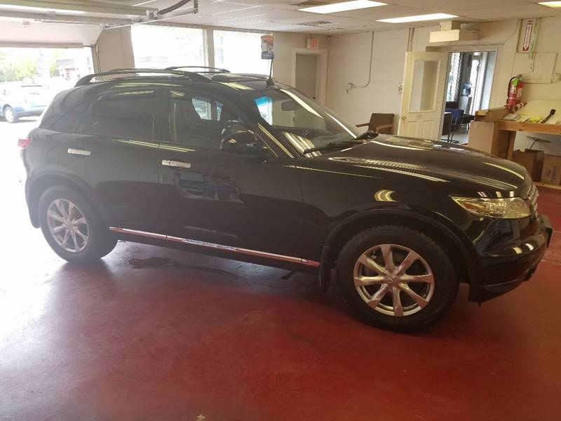 2007 Infiniti FX35 for sale at Advance Auto Group, LLC in Manchester NH