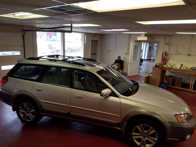2005 Subaru Outback for sale at Advance Auto Group, LLC in Manchester NH