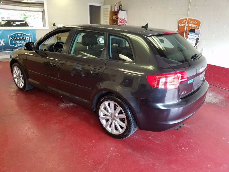 2009 Audi A3 for sale at Advance Auto Group, LLC in Manchester NH