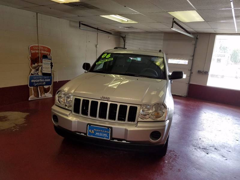 2006 Jeep Grand Cherokee for sale at Advance Auto Group, LLC in Manchester NH