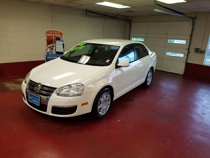 2008 Volkswagen Jetta for sale at Advance Auto Group, LLC in Manchester NH