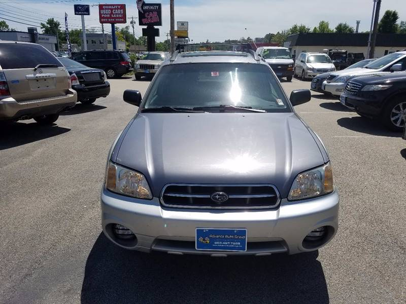 2005 Subaru Baja for sale at Advance Auto Group, LLC in Manchester NH