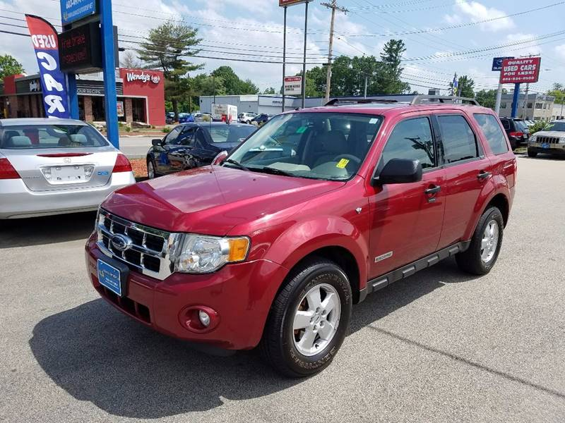 2008 Ford Escape for sale at Advance Auto Group, LLC in Manchester NH