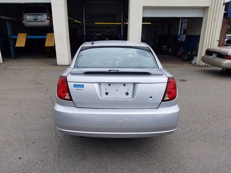 2007 Saturn Ion for sale at Advance Auto Group, LLC in Manchester NH