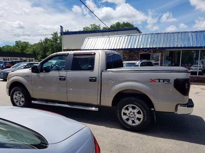 2010 Ford F-150 for sale at Advance Auto Group, LLC in Manchester NH