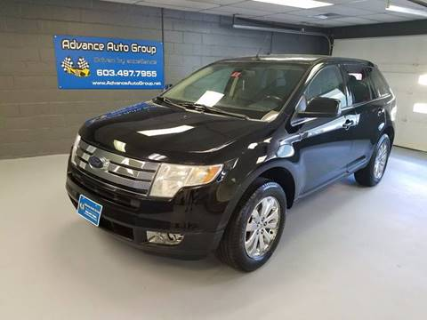 2008 Ford Edge for sale at Advance Auto Group, LLC in Manchester NH