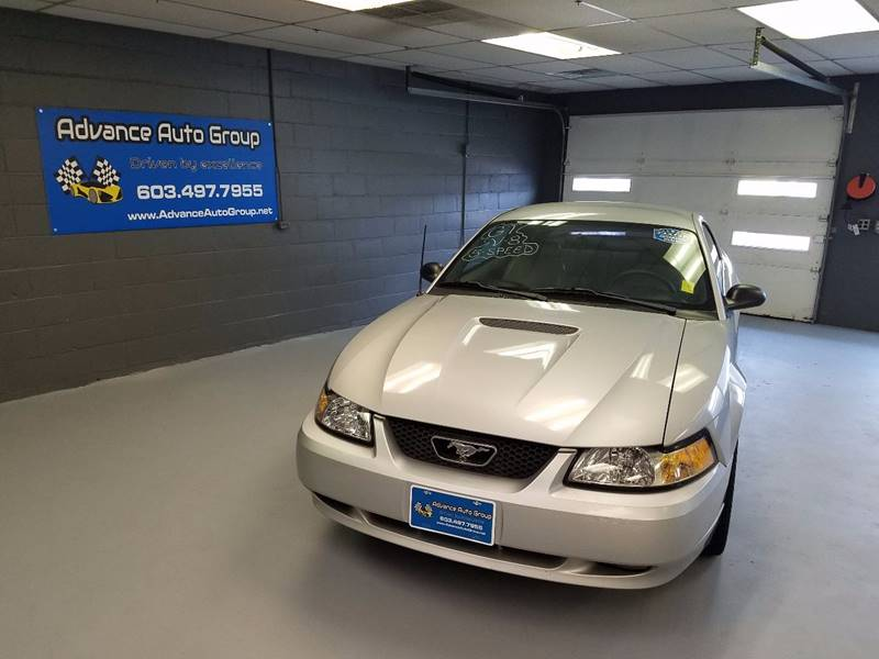 2000 Ford Mustang for sale at Advance Auto Group, LLC in Manchester NH