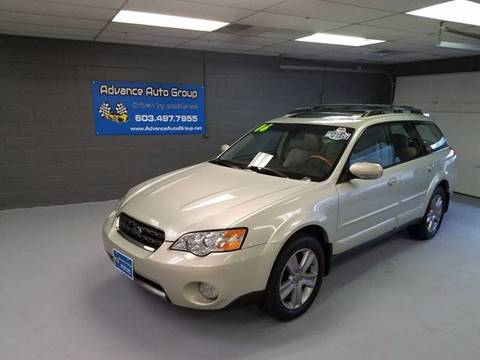2006 Subaru Outback for sale at Advance Auto Group, LLC in Manchester NH