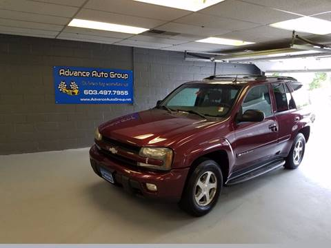 2004 Chevrolet TrailBlazer for sale at Advance Auto Group, LLC in Manchester NH