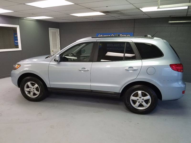 2007 Hyundai Santa Fe for sale at Advance Auto Group, LLC in Manchester NH