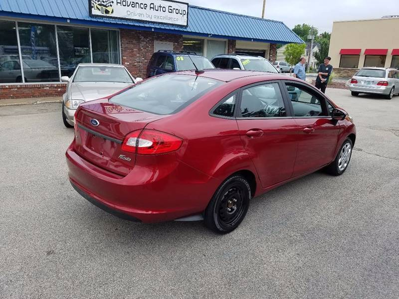 2013 Ford Fiesta for sale at Advance Auto Group, LLC in Manchester NH