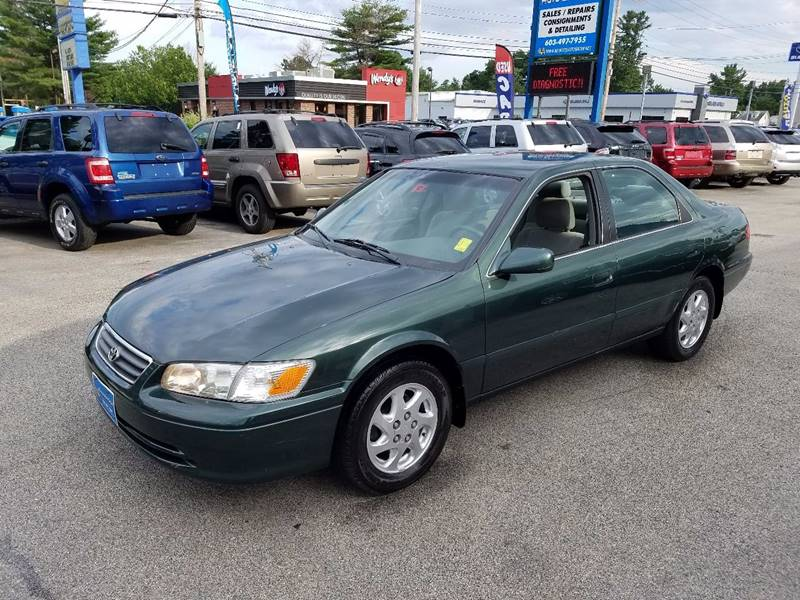 2000 Toyota Camry for sale at Advance Auto Group, LLC in Manchester NH
