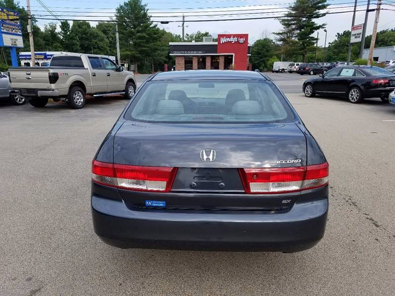2004 Honda Accord for sale at Advance Auto Group, LLC in Manchester NH
