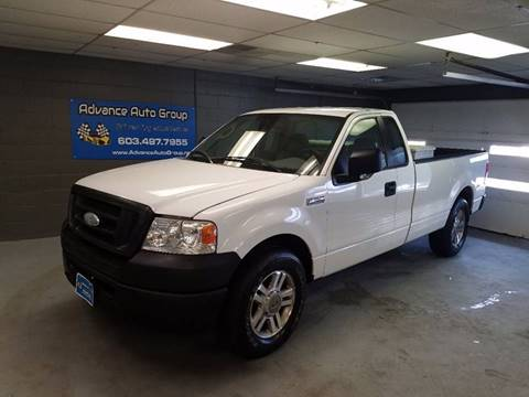 2006 Ford F-150 for sale at Advance Auto Group, LLC in Manchester NH