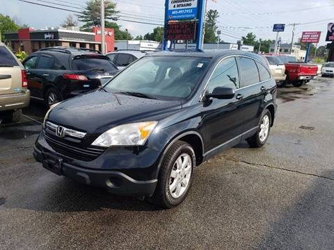 2007 Honda CR-V for sale at Advance Auto Group, LLC in Manchester NH