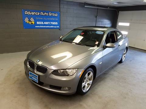 2007 BMW 3 Series for sale at Advance Auto Group, LLC in Manchester NH