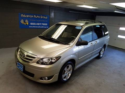 2005 Mazda MPV for sale at Advance Auto Group, LLC in Manchester NH