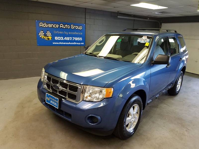 2009 Ford Escape for sale at Advance Auto Group, LLC in Manchester NH