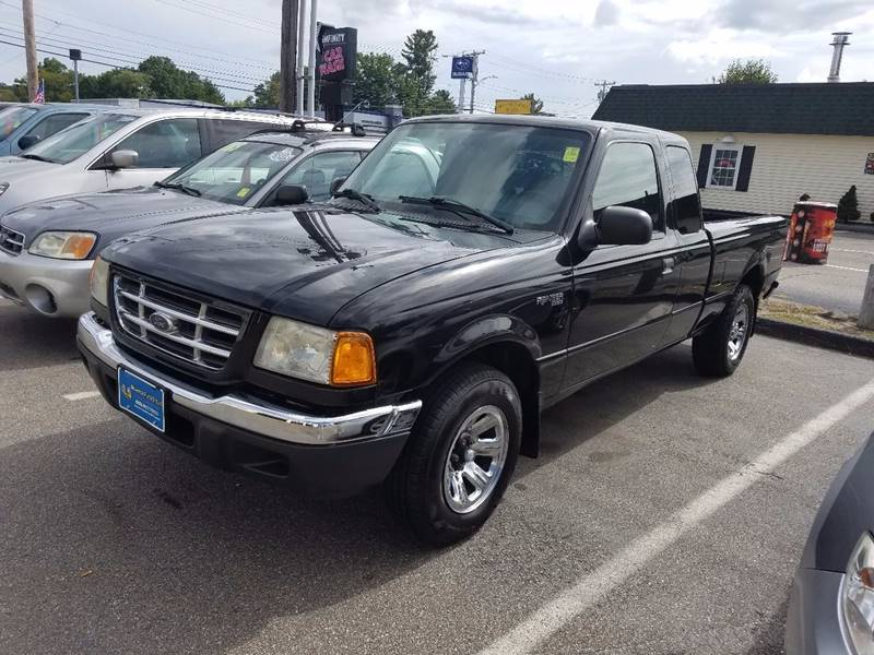 2002 Ford Ranger for sale at Advance Auto Group, LLC in Manchester NH