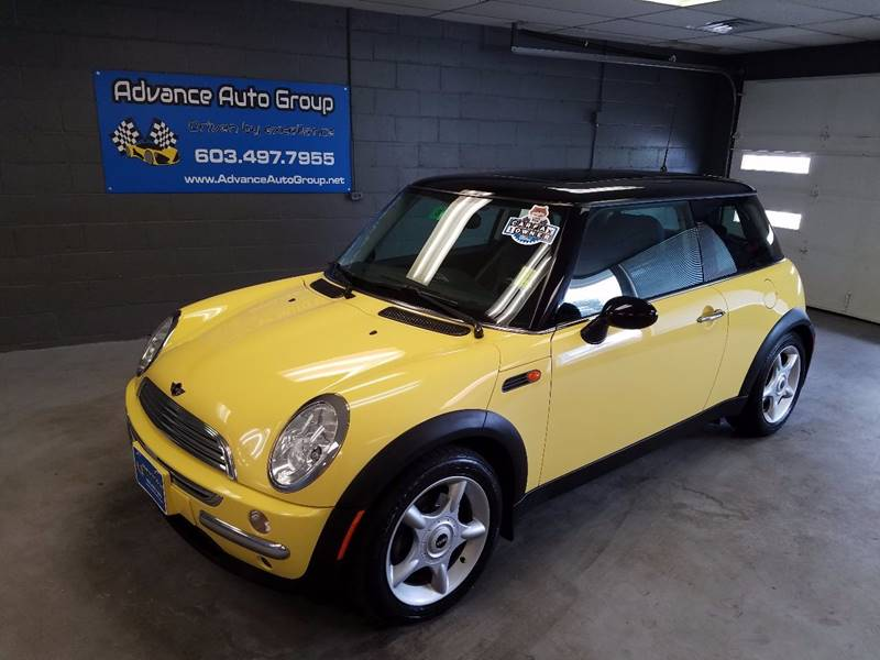 2004 MINI Cooper for sale at Advance Auto Group, LLC in Manchester NH